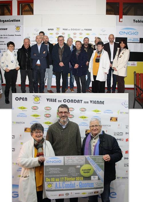 2nd Open de Tennis AL Condat - Ville de Condat sur Vienne
