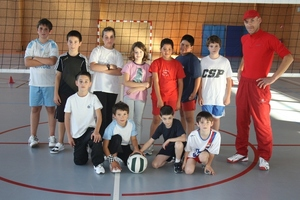 STAGE TOUSSAINT - VOLLEY BALL