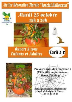 SOIREE SPECIALE HALLOWEEN