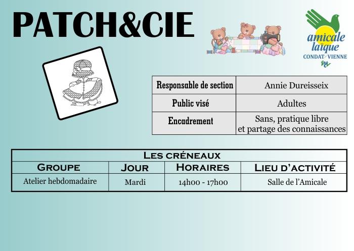 PATCH & CIE