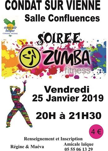 ZUMBA PARTY 2019