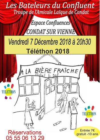 TELETHON 2018 : THEATRE