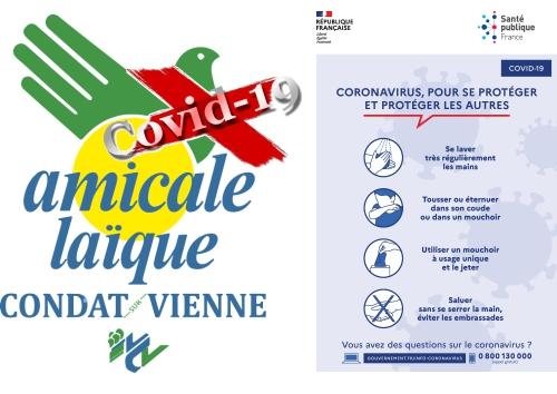 COVID - Mesures gouvernementales - Point de situation au 01/05/2021